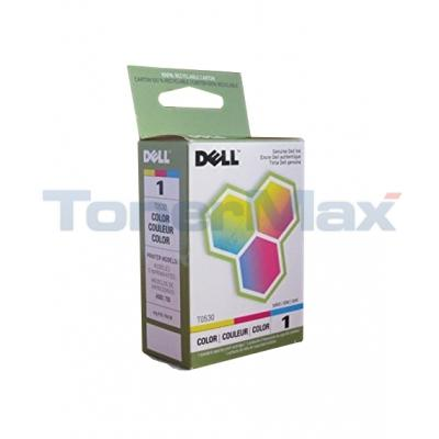 DELL SERIES 1 PRINT CARTRIDGE COLOR
